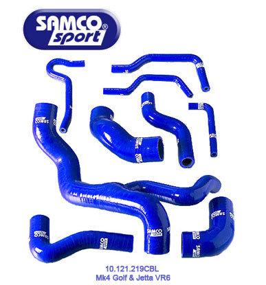 Silicone--Samco-slangen