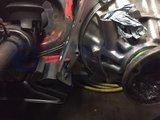 Set motorsteunen inbouw VR5 met 02A 5 bak  in Golf 1_7
