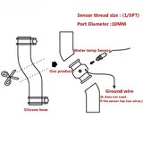 Adapter watertemp. sensor tussen waterslang 32 mm blauw_7