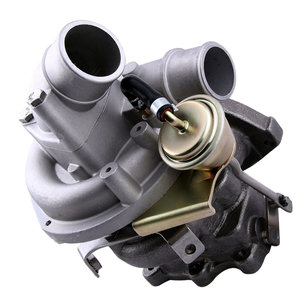 HT-12 Turbo met wastegate