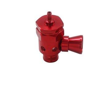 Dual valve blow off valve rood