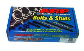 ARP head stud kit VW tapeinden en moerenset cilinderkopbouten 1.9D onderblok met 16V kop