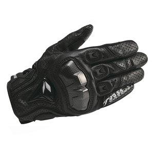 RS Taichi RST 390 motorhandschoenen zwart leer maat L