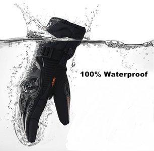 Suomy motorhandschoenen zwart waterdicht maat XL