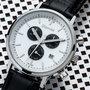 Heren-horloge-Gigandet-Classico--wit--zwart